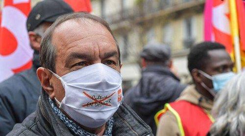 Défilé du 1er-Mai : Philippe Martinez pointe du doigt l'extrême droite dans les violences contre la CGT