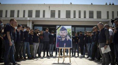 Policier tué à Avignon : Quatre personnes ont été interpellées, annonce Gérald Darmanin