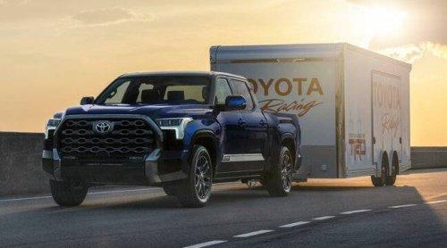 Le Toyota Tundra s'adapte à son époque