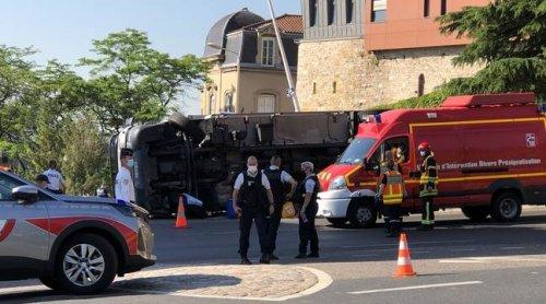 Pas-de-Calais : Un policier alcoolisé et en excès de vitesse à l'origine d'un grave accident