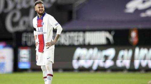 Un lacet défait et il s'arrête… Neymar déjà en préretraite au PSG ?