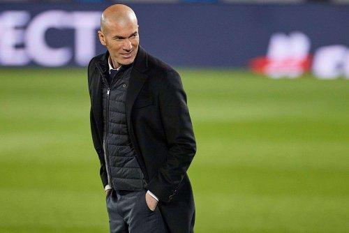 « Je ne suis pas un entraîneur si désastreux », ironise Zidane
