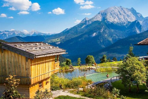 11 besondere Hotels in Berchtesgaden