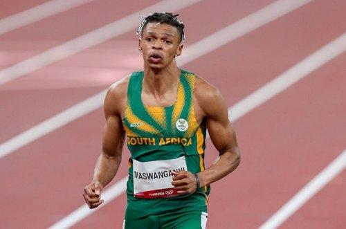 SA trio Maswanganyi, Jobodwana, Munyai advance to 200m semi-finals in Tokyo   Sport