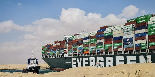 Ever Given insurers say Egypt's $600 million claim still too much, as ship remains impounded