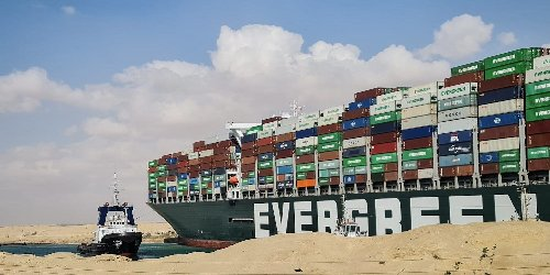 Operators of Ever Given may be forced to unload its 18,000 cargo containers onto other ships - report