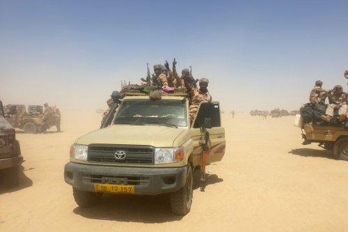 Ciad: I ribelli del Fronte per il Cambiamento e la Concordia in Ciad (FACT) in fuga, afferma il ministero della difesa » Guerre nel Mondo