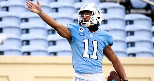 WATCH: Highlights From UNC Football's Spring Game