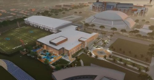 No details were overlooked in planning, construction of new UF facility
