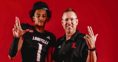 Illinois WR Jacob Bostick has 'awesome' visit to Louisville