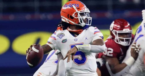 Lindy's Sports magazine has a fair ranking assessment of Gators in 2021