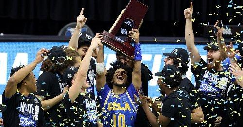 Martin Jarmond, Mick Cronin Thank UCLA Supporters