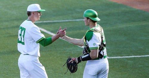 No. 19 Ducks baseball secures series win over No. 20 Beavers