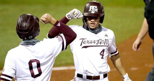 Texas A&M baseball beats Texas State, ending six-game slide