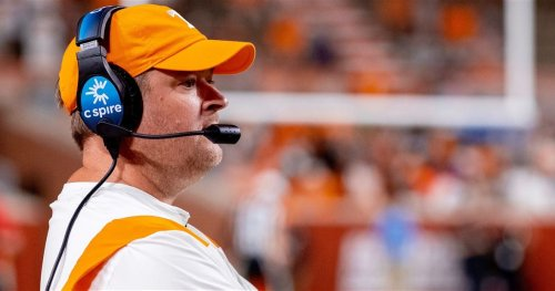 Everything Josh Heupel said after Tennessee's 31-26 loss to Ole Miss