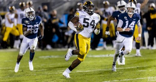 Iowa Hawkeyes College Football, College Basketball and Recruiting on 247Sports cover image