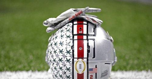 College football's top 25 helmets