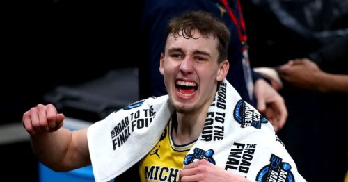 CBS Sports mocks Michigan's Franz Wagner No. 13 overall to Indiana Pacers in latest mock draft