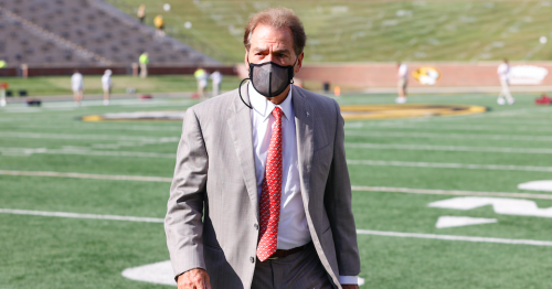 Nick Saban's daughter updates his condition after COVID-19 test