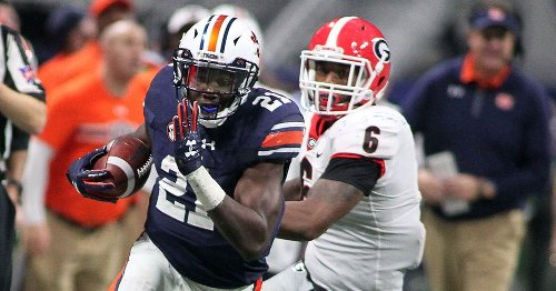 Report: Eagles claim former Tigers star Kerryon Johnson