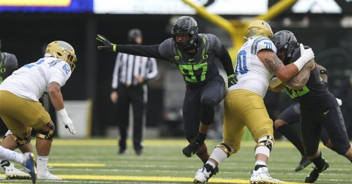 WATCH: Brandon Dorlus breaks down his role within Oregon's DL