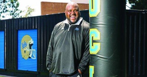 Coaches hail Courtney Morgan as 'a win for Michigan'