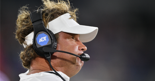 Lane Kiffin details why it's incredibly difficult to recruit against Alabama