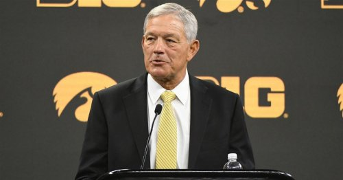 Everything Iowa head coach Kirk Ferentz said from the podium at Big Ten Media Days