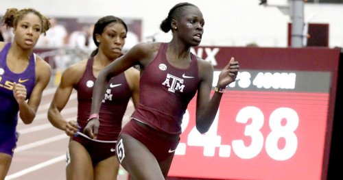 17 Aggies set for SEC track finals on Saturday
