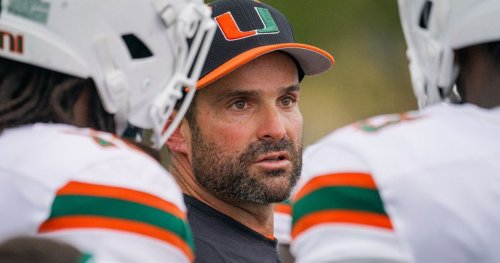 Pro Football Focus: Through three games Miami is the worst tackling team in the country