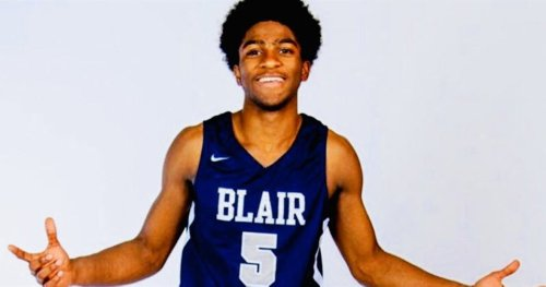 Kyle Cuffe reclassifies up, signs with KU basketball in 2021