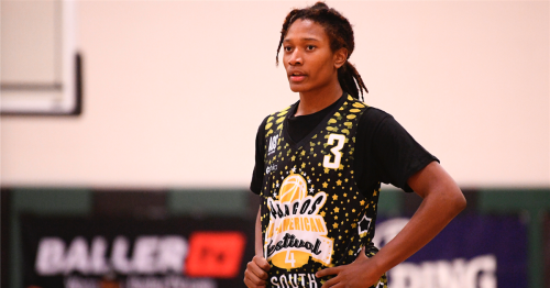 TyTy Washington breaks down top six, timeline for decision