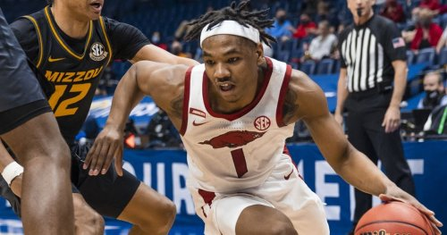 JD Notae has room for growth after strong season with Arkansas