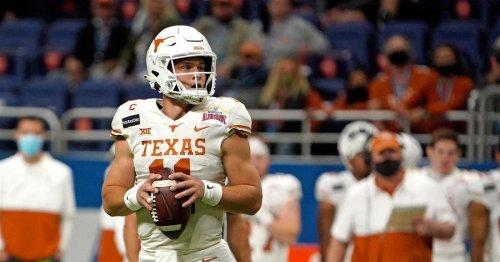 Former Texas QB Sam Ehlinger speaks on meeting with Cowboys ahead of 2021 NFL Draft