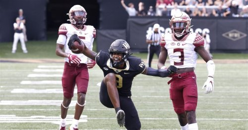 FSU falls to 0-3 for first time since 1976 with 35-14 loss at Wake Forest