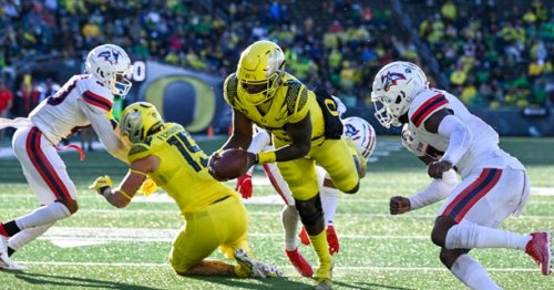 Oregon at Stanford announced as an afternoon kickoff