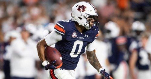 Demetris Robertson explains why he transferred to Auburn