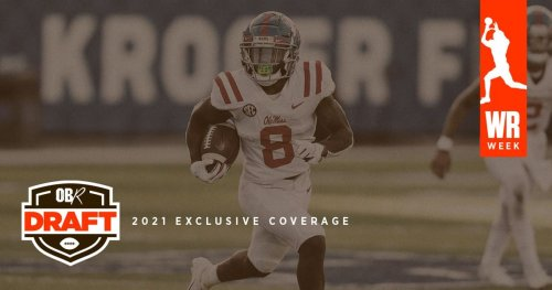 Browns Wide Receiver Breakdown, Analysis and Possibilities in the NFL Draft