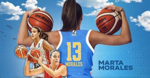 Spanish Forward Marta Morales Commits to UCLA