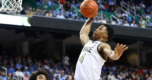 Badgers add Wake Forest transfer guard Jahcobi Neath