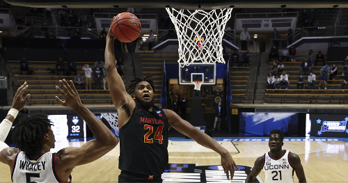 Maryland basketball: Terps the Big Ten favorite in 2021-2022?