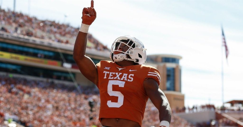Texas Longhorns College Football, Basketball and Recruiting on 247Sports