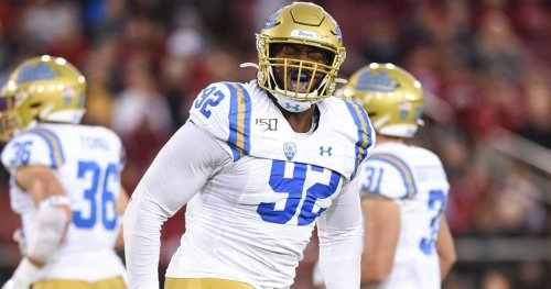 Watch: 2021 NFL Draft Player Profile -- Osa Odighizuwa