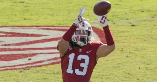 Simi Fehoko believes he can be best receiver in draft class, NFL