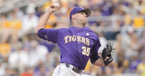 Alex Lange called up to Detroit Tigers