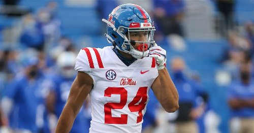 Ole Miss DB Deane Leonard selected in second round of CFL Draft