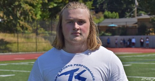 Rising Pacific Northwest OL set to visit for BBQ at the Big House