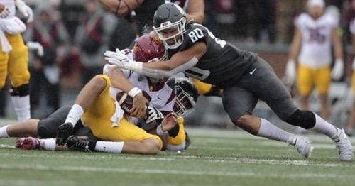 Halftime highlights: Washington State 14, USC 7