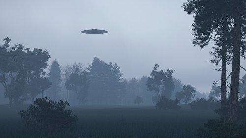 These Are the States With the Most UFO Sightings