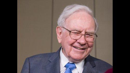 The 5 Poor Performing Dow Stocks in Warren Buffett's Portfolio